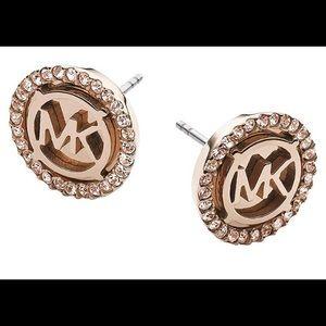 Brand new MICHAEL KORS stud earrings